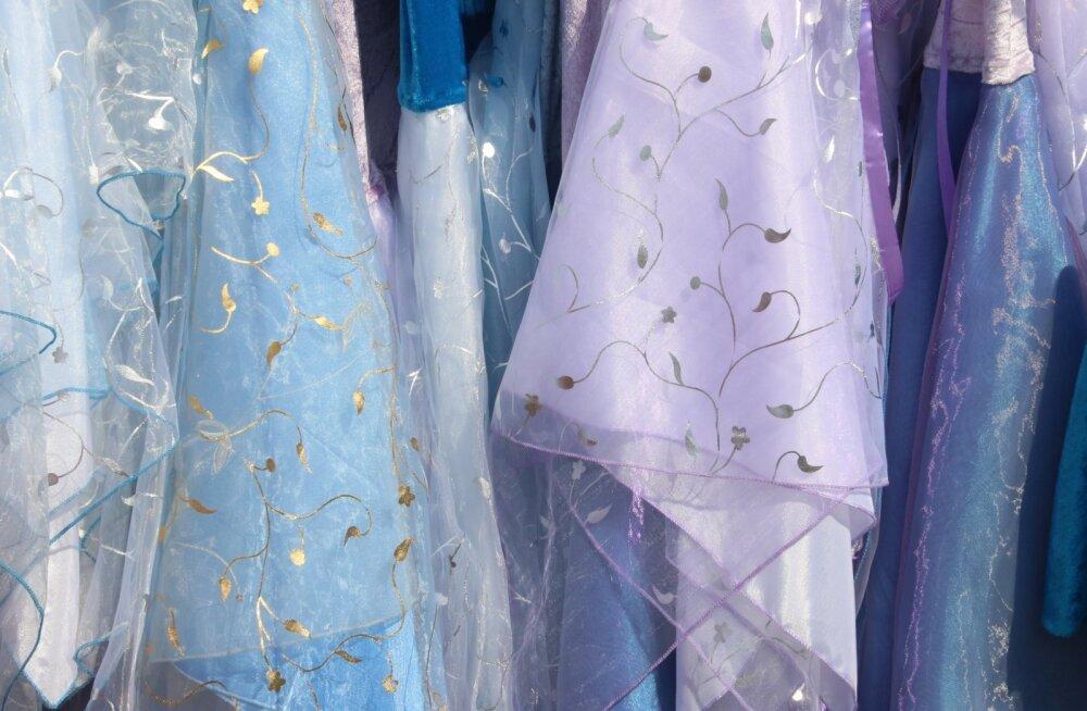 ФОТО | Как в сказке! Отец троих детей создает платья диснеевских принцесс