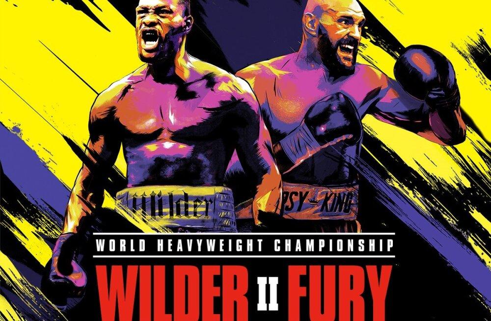 Deontay Wilder ja Tyson Fury