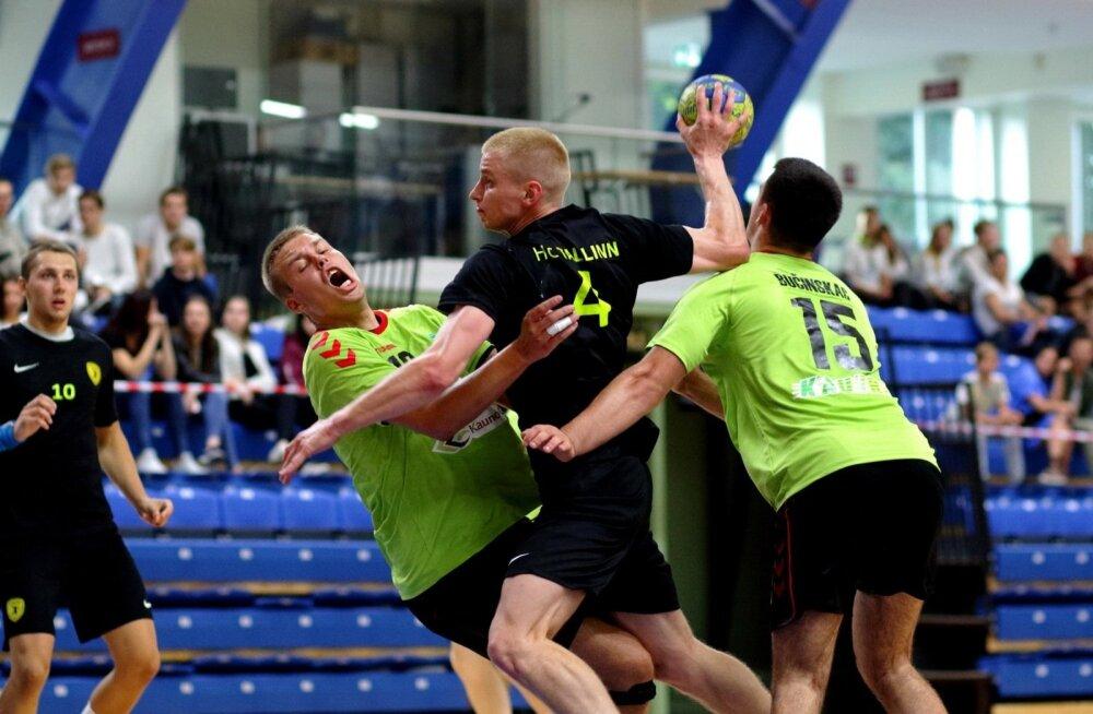 Tallinn Men Handball Cup 2017