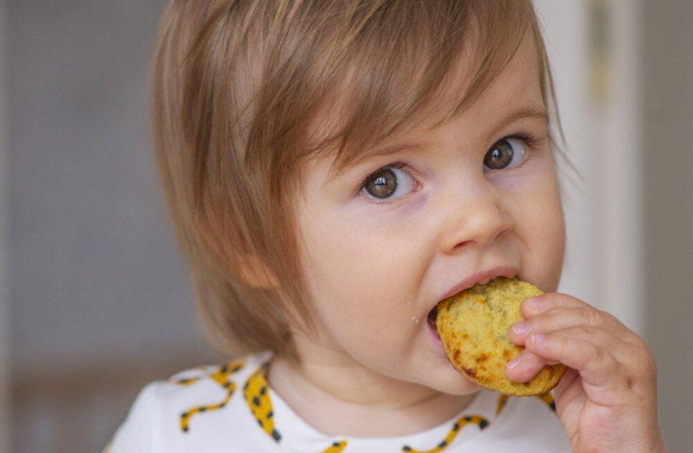 Need on toidud, mida sa kohe kindlasti ei tohiks oma pisikesele lapsele serveerida