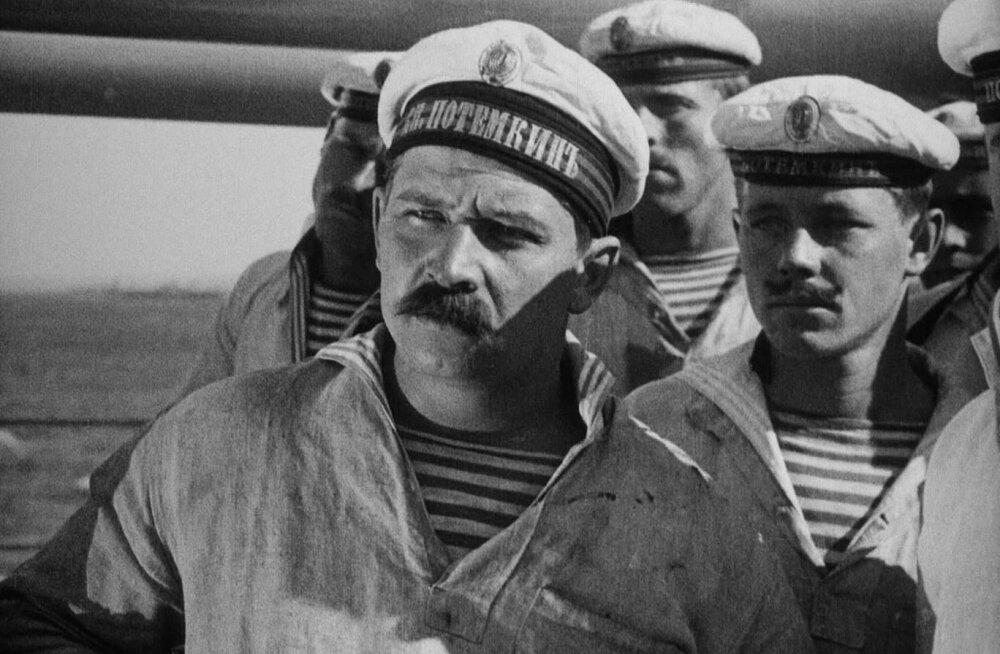 """8 марта в Таллинне бесплатно покажут фильм """"Броненосец Потемкин"""""""