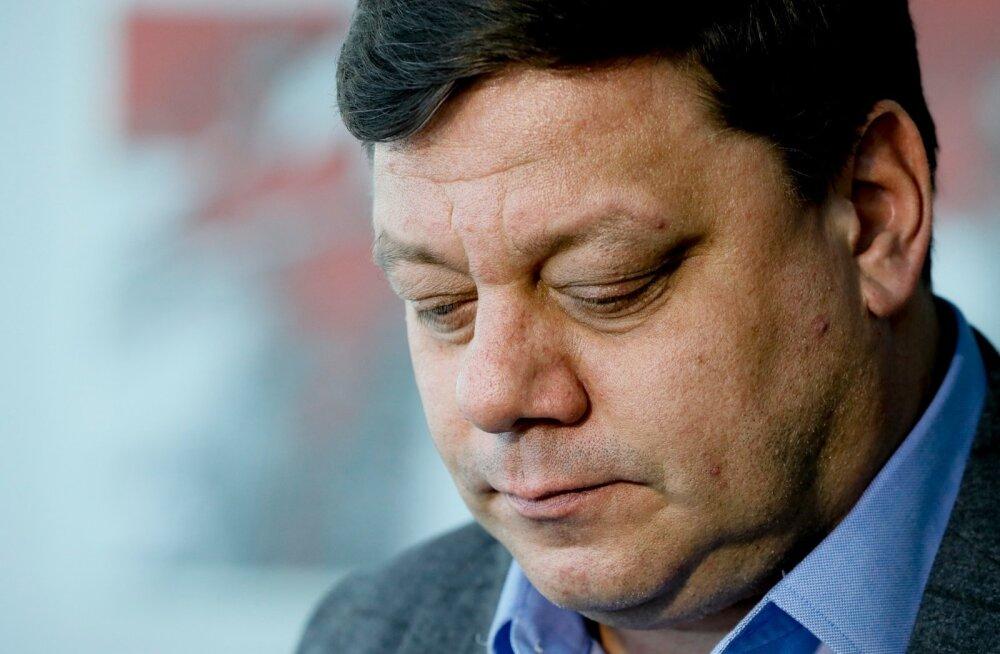 Eesti Raudtee peadirektor lahkub ametist