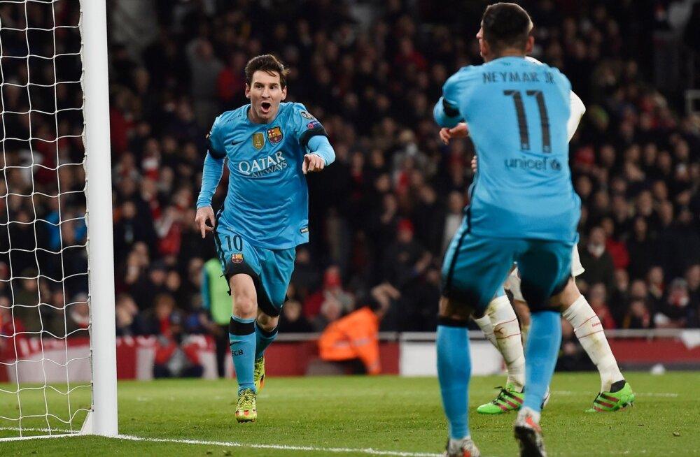 LIonel Messi, taas otsustaja