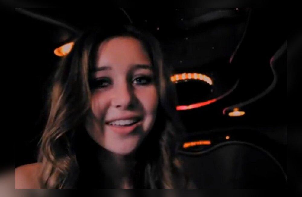 KUULA: Kas tõesti on leitud uus Rebecca Black?