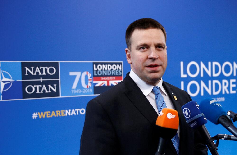DELFI LONDONIS | Ratas: vastasseis Türgiga lahenes hästi, kaitseplaanid on kinnitatud