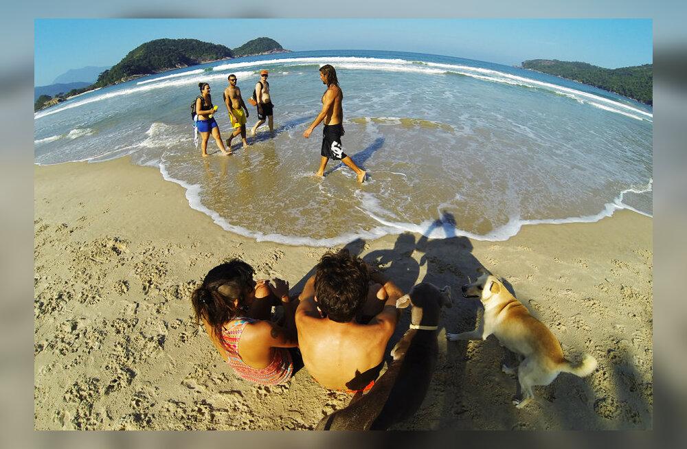 Kuidas ma rahata reisile läksin, 7. osa: keelebarjääri ületamine Rio lahketes peredes
