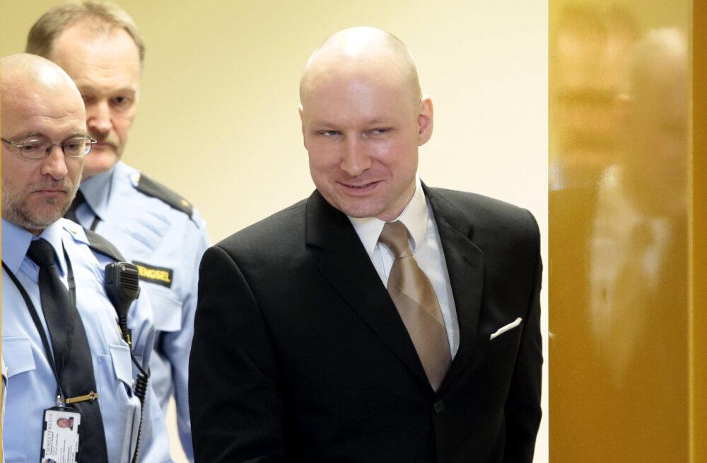 Суд в Осло удовлетворил иск Брейвика по поводу условий в тюрьме