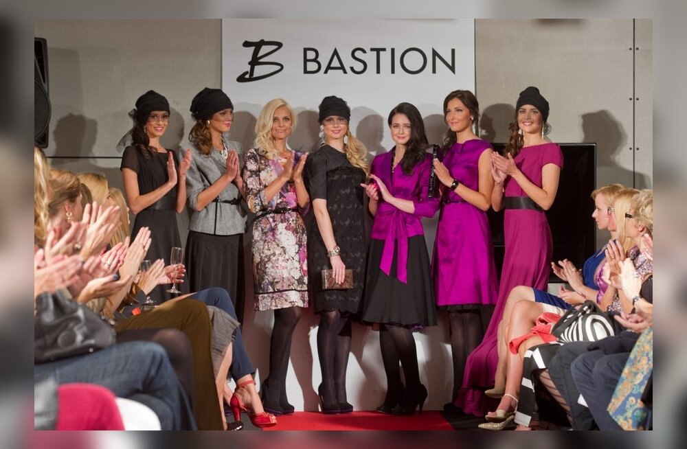 Bastioni kollektsiooni esitlus.