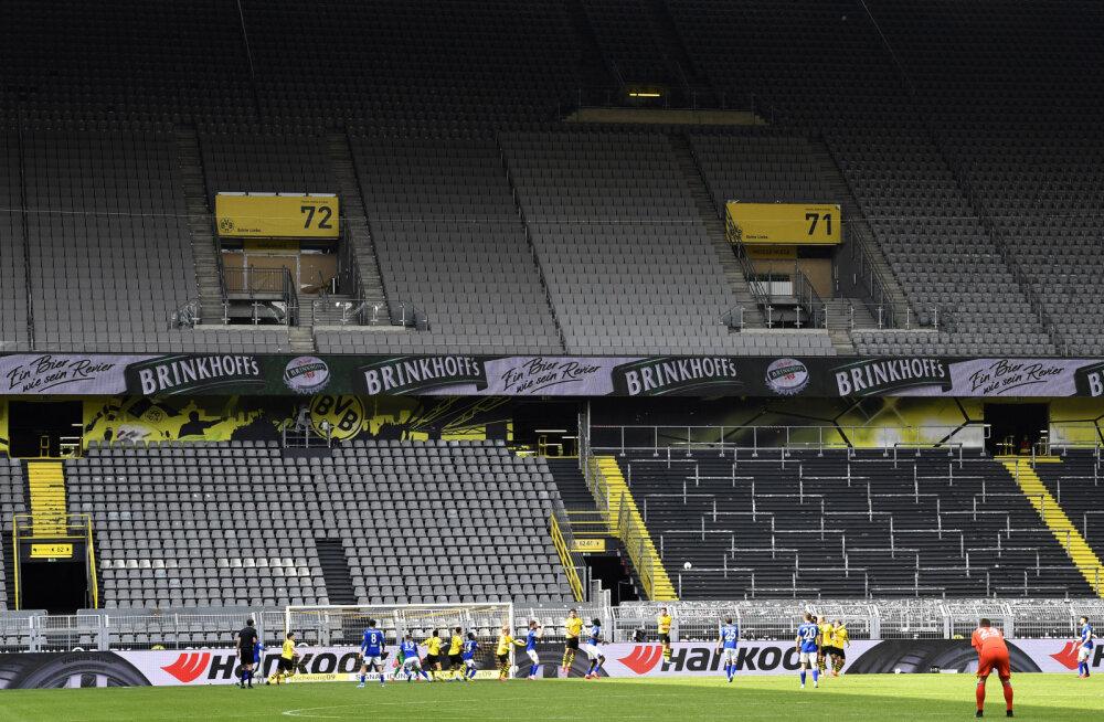 Dortmundi ja Schalke mäng