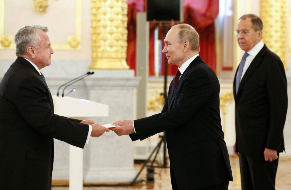 Посол США в России заявил о низшей точке в отношениях стран за 30 лет