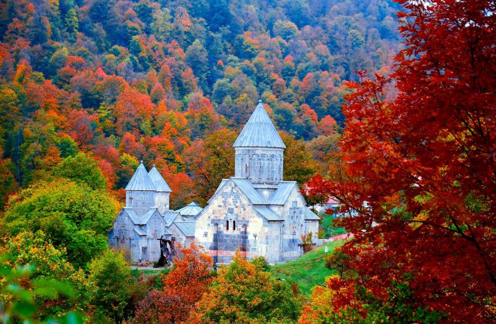 Armeenia — riik, kus elavad ilmselt kõige külalislahkemad inimesed maailmas ja millesse on võimatu mitte ära armuda