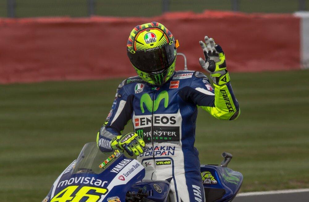 Valentino Rossi viimane võimalus