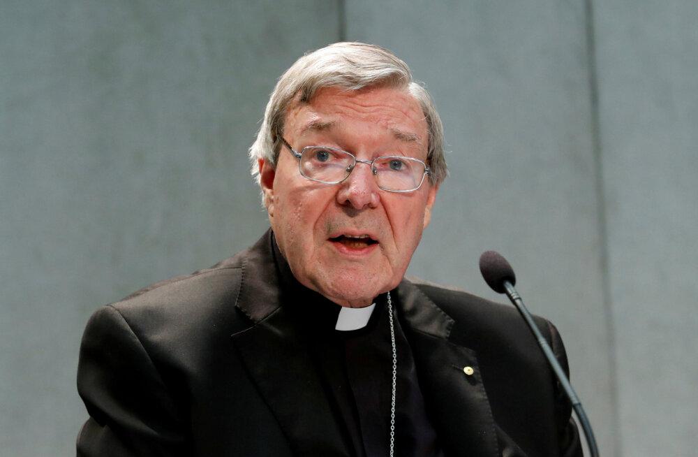 Austraalia ülemkohus tühistas Vatikani varahoidja laste seksuaalses kuritarvitamises süüdi mõistnud otsuse