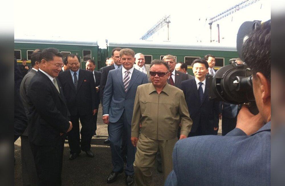 Kim Jong Il Ulan-Udes