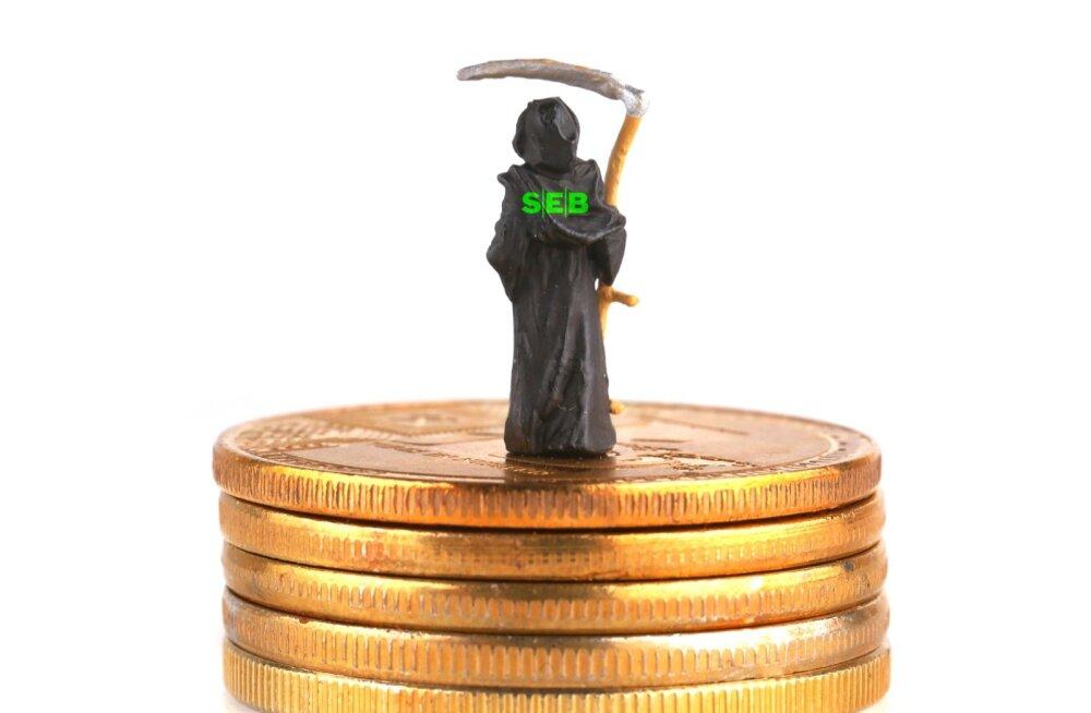 Peale oma rahaasjade täpse prognoosimise pead teadma ka vikatimehe töögraafikut.
