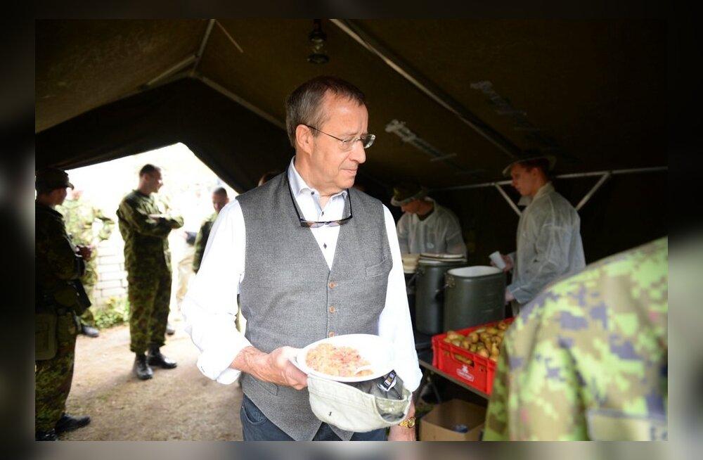 President Ilves külastamas Kevatormi