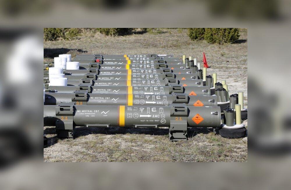 Минобороны закупает в Финляндии вооружение ПВО
