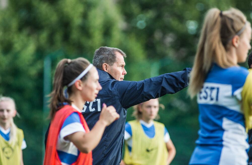 Eesti peatreener Jarmo Matikainen