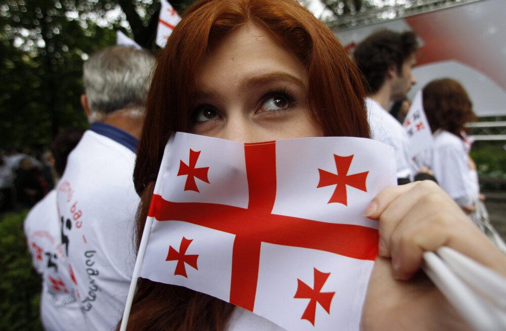 Euroopa Parlament kiitis heaks viisavabaduse Gruusiaga