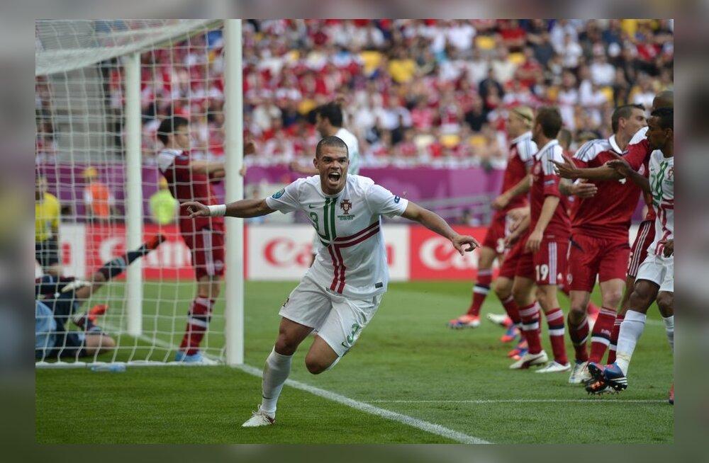 Pepe viis Portugali koondise juhtima, jalgpalli EM