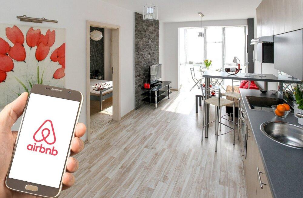 Jälgi, mida internetti postitad! Airbnb kasutab inimeste tausta uurimiseks uut tehnoloogiat, et teha kindlaks kliendi usaldusväärsus