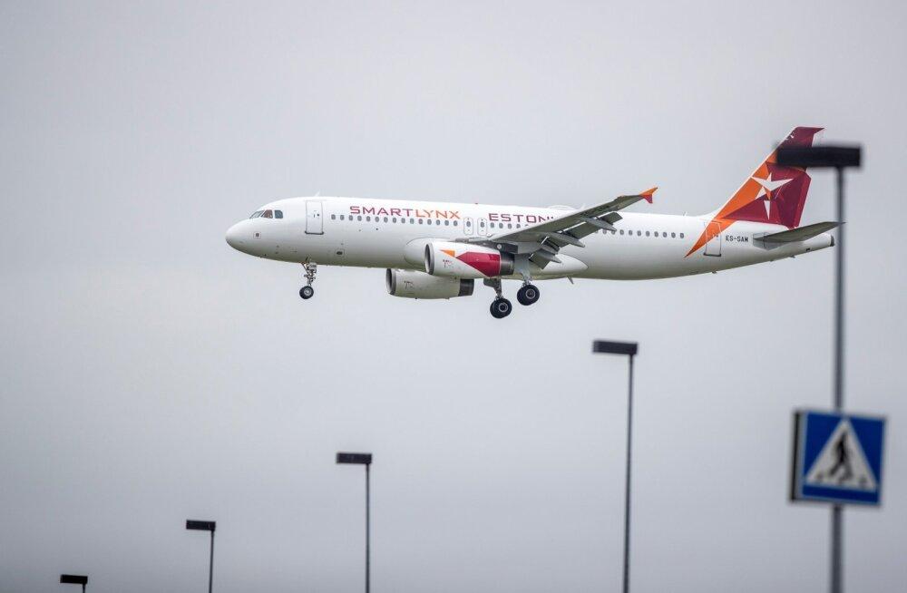Vihane reisija: SmartLynxi lend tagasi koju lükkus kõvasti edasi!