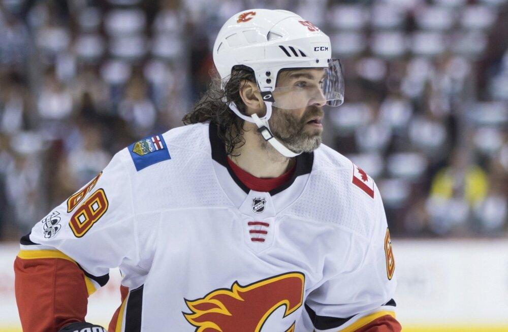 NHL-i legend Jaromir Jagr