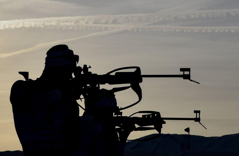 Saksa meedia: Erfurti dopinguskandaaliga on seotud vähemalt üks laskesuusataja