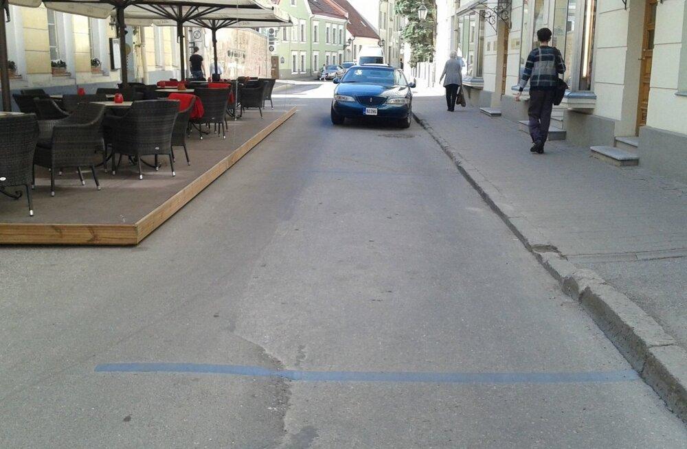 Parkimine Tartus