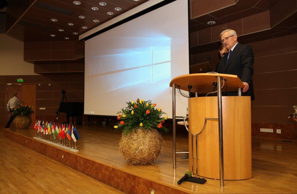 Maaeluminister Tamm: digitaliseerimine võimaldab vähemaga rohkem toota ning loodust hoida