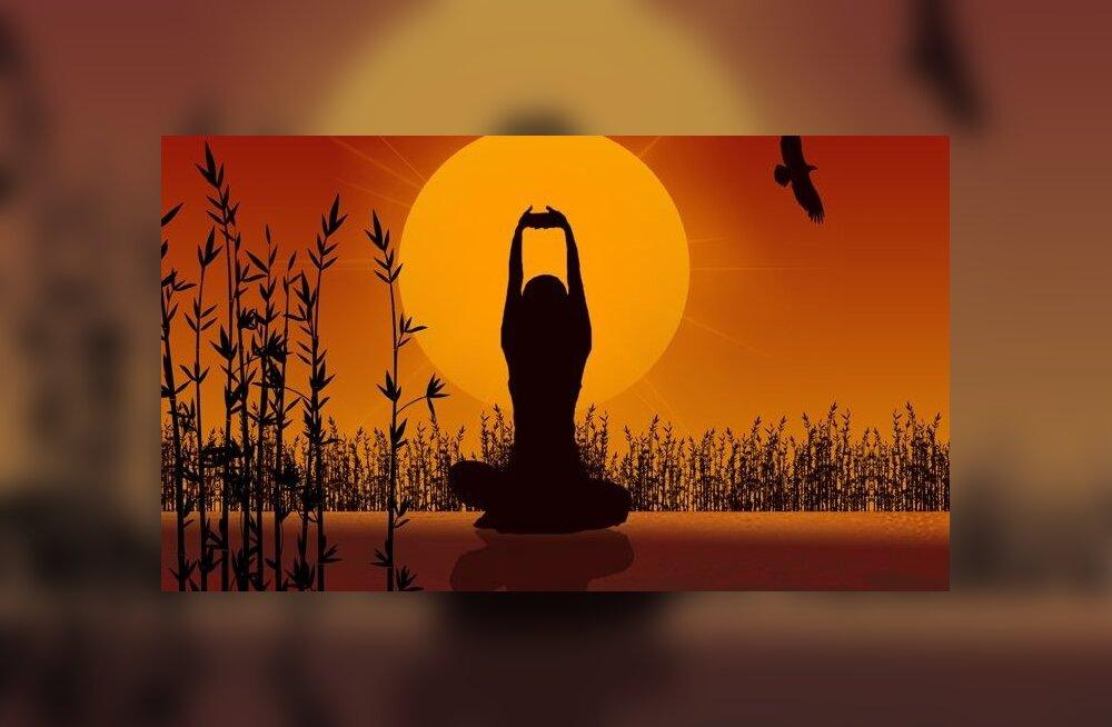 Täiskuu on tõhusaim aeg mediteerimiseks