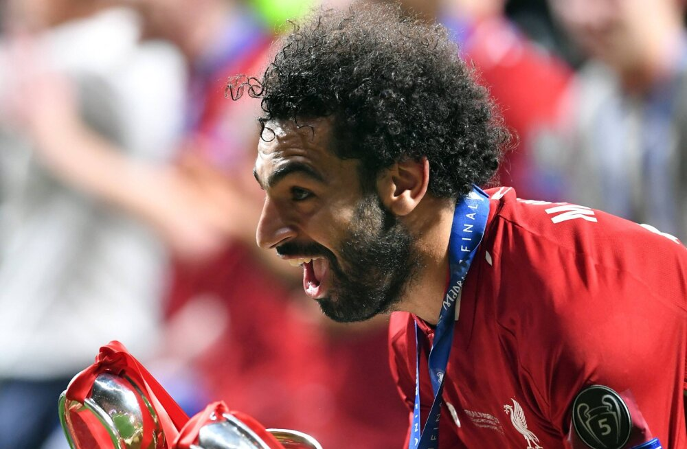 Mohamed Salah: Meistrite Liiga võit on Liverpooli jaoks kõigest algus