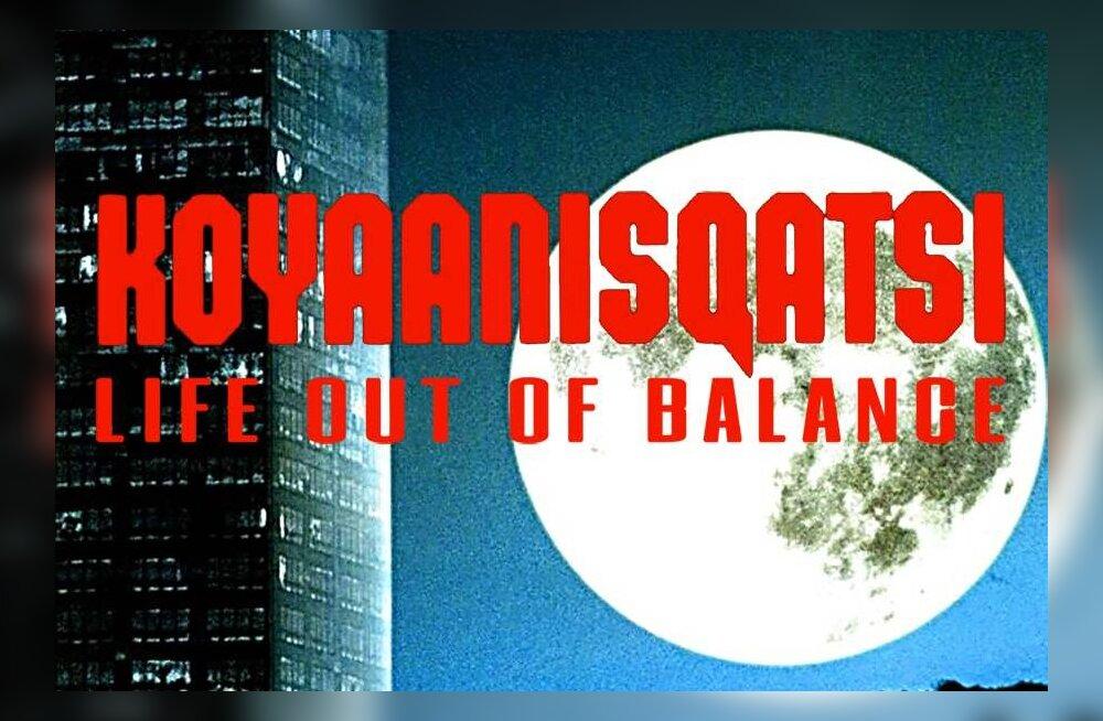 """Live-kinokontsert: kultusfilm """"Koyaanisqatsi"""" saab kinosaalis uue muusika ansamblilt We Stood Like Kings"""