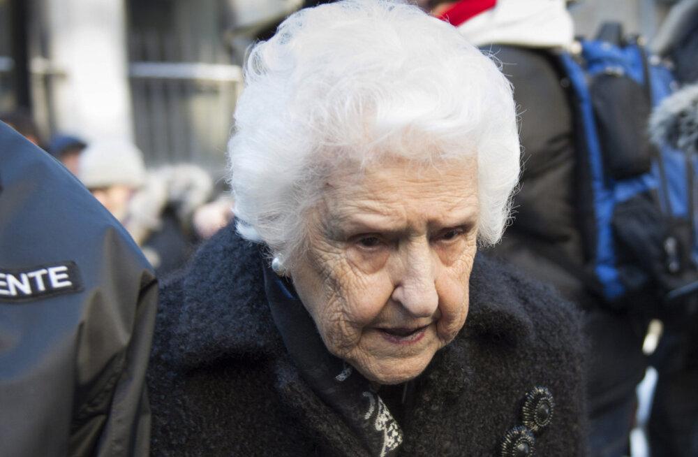 Suri Celine Dioni 92-aastane ema Thérèse Tanguay Dion: teda jäävad leinama 14 last