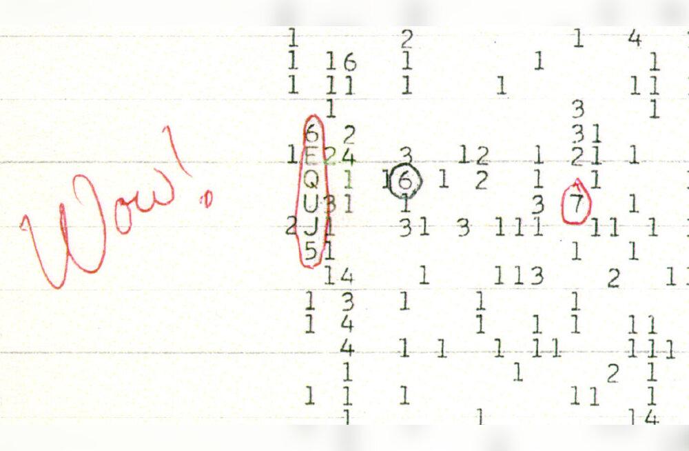 Neljakümne aasta tagusele saladuslikule Wow!-kosmosesignaalile on nüüd leitud seletus