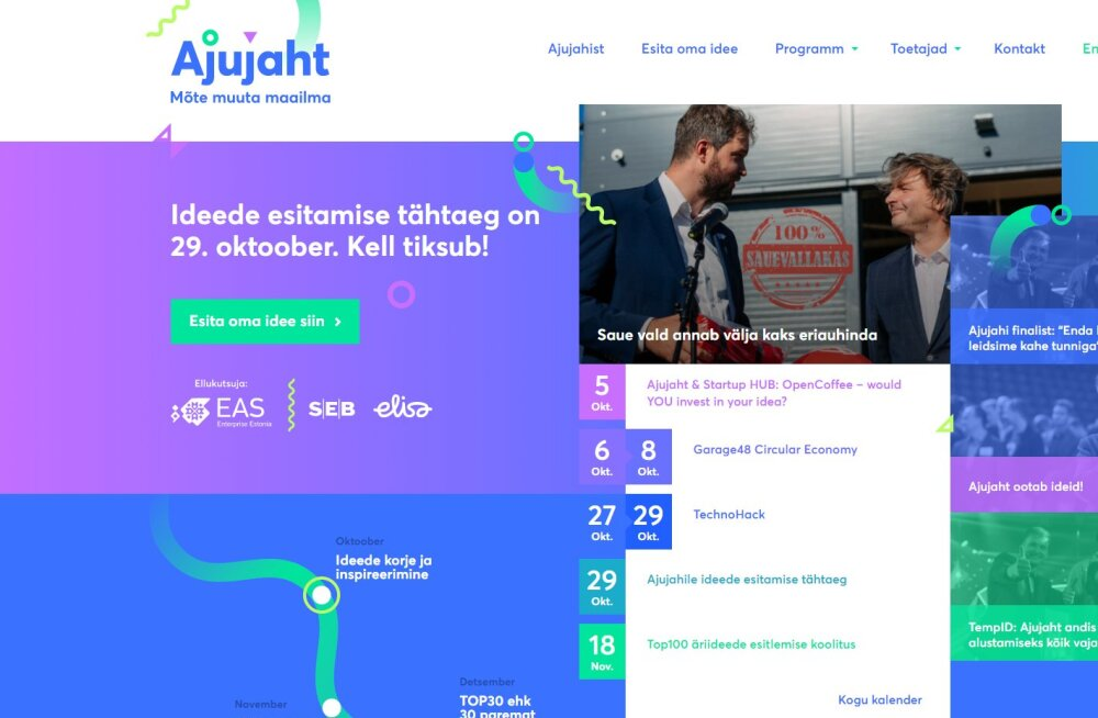 OTSEPILT | Delfi TV kannab täna algusega kell 16 üle Ajujahi avaüritust!