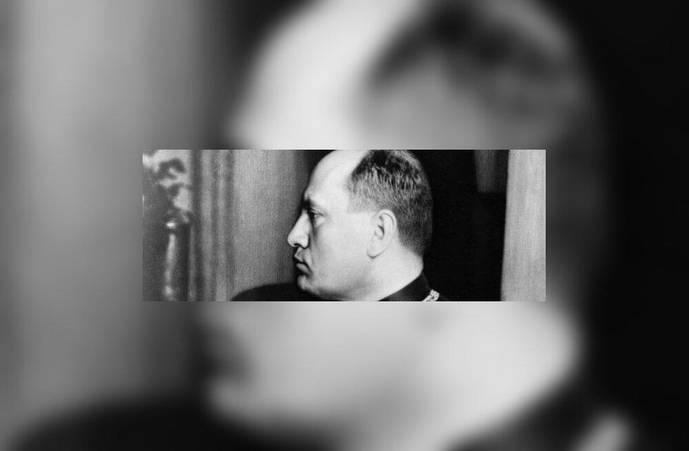 Mussolini töötas I MS ajal Briti luure agendina