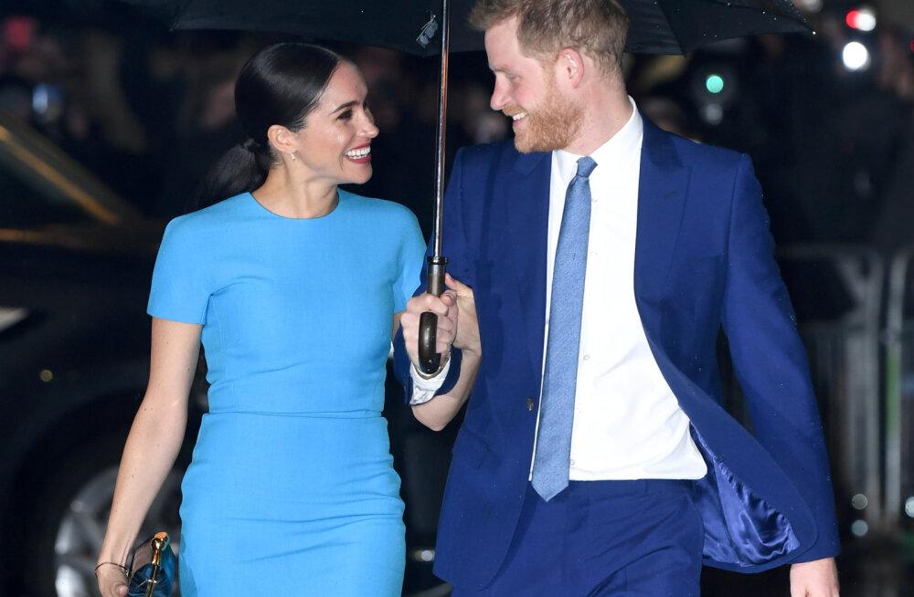 VIDEO | Unistuste ettepanek! Noorpaari kihluse tunnistajaks juhtusid olema Meghan Markle ja prints Harry