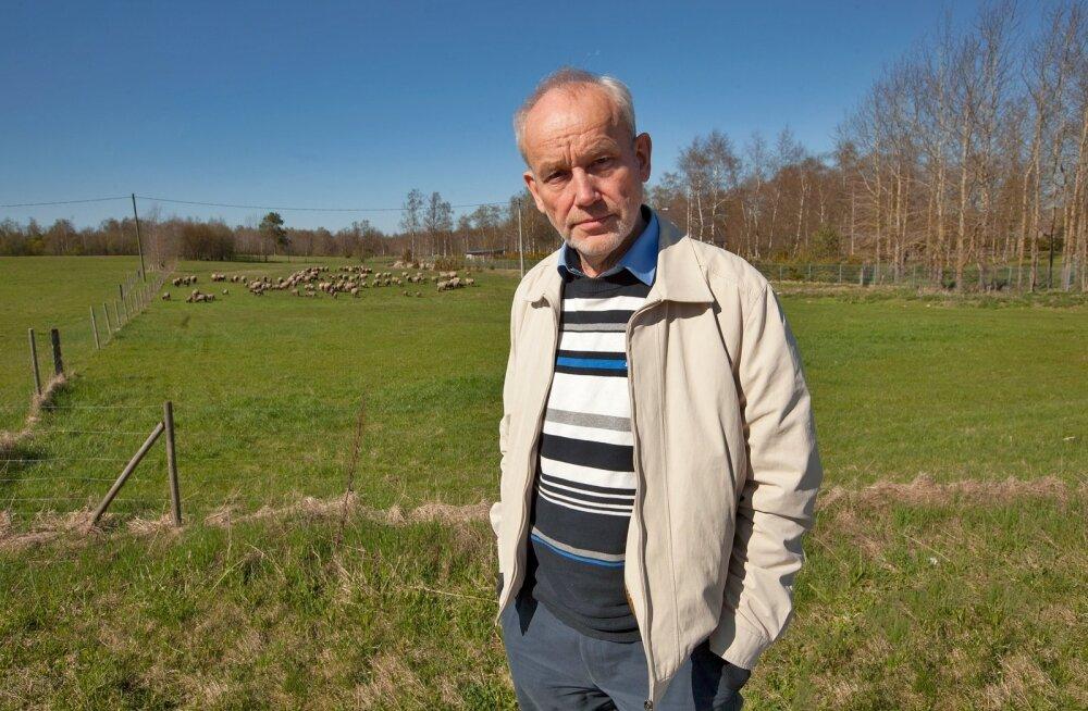 """""""Peretalude liidu liikmetel peab ikka talutootmine olema, hobitalud võivad tulla toetajaliikmeks,"""" ütleb Kaul Nurm."""
