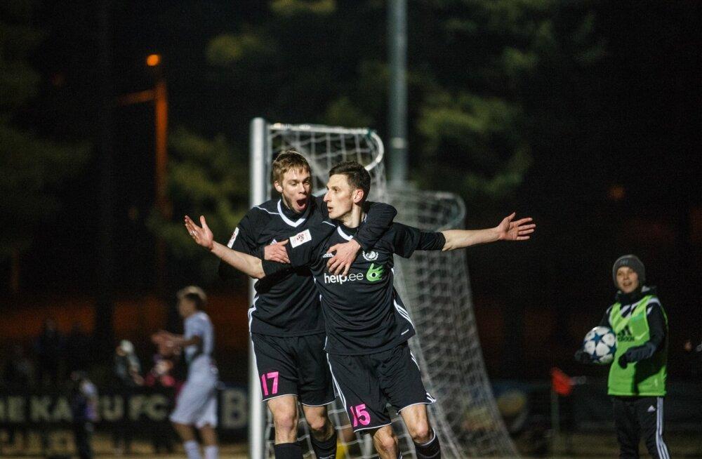 Nõmme Kalju FCI jalgpall Premium Liiga