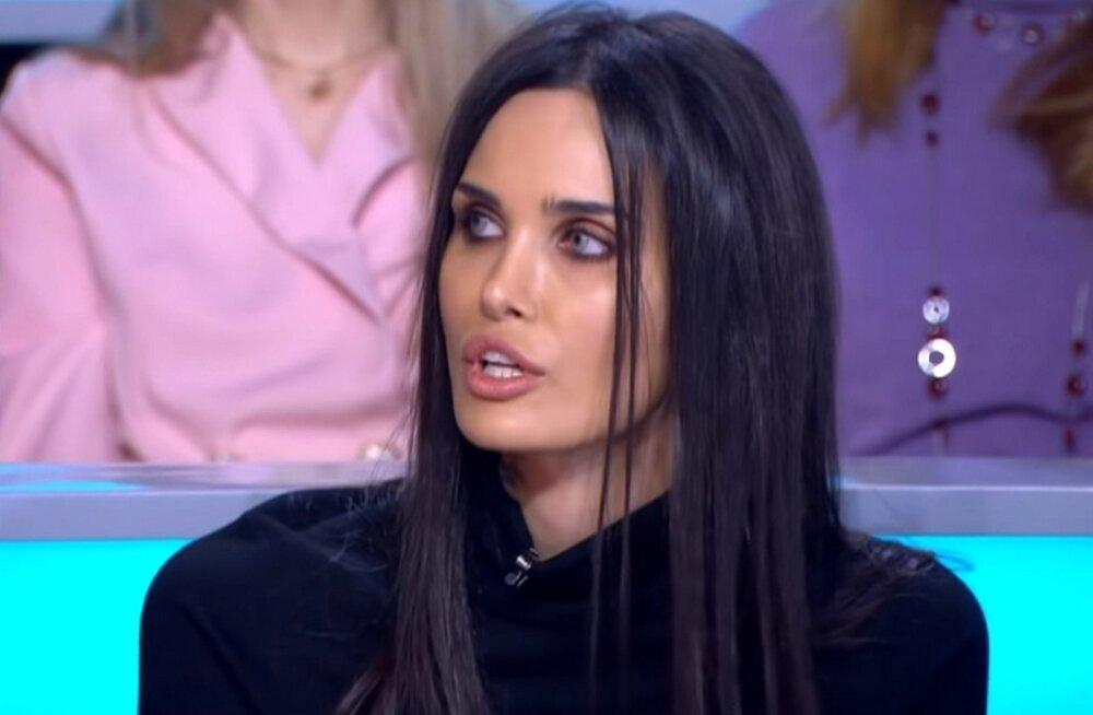 Алана Мамаева рада тому, что муж отсидел в тюрьме