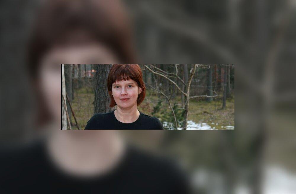 Ylle Rajasaar: Minu erakond on eesti keel!