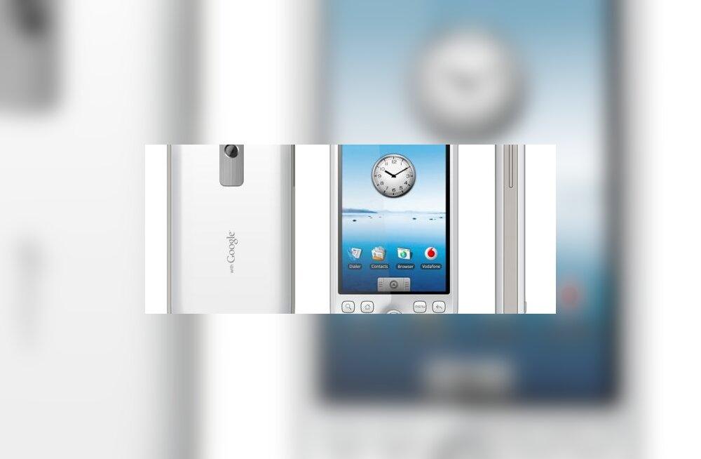 Android G2 ametlik