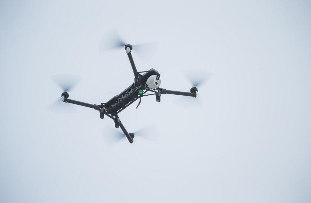 Самое дорогое фото в мире: турист оштрафован на 18000 евро за съемку дроном