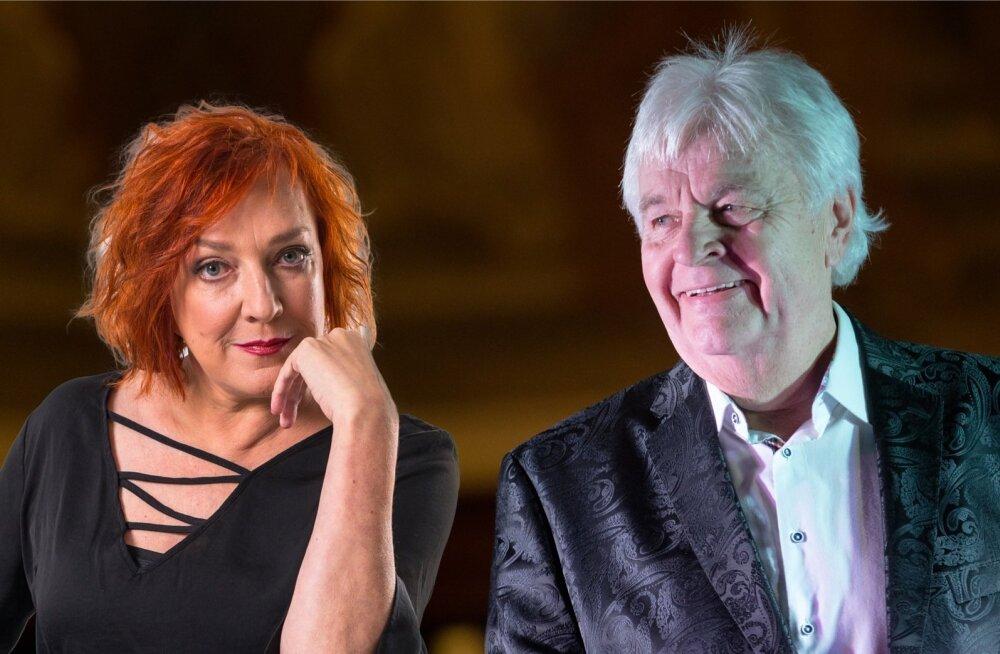 Maire Aunaste ja Ivo Linna on oma võrratu multitalendi ja tuntud headusega pugenud paljude Maalehe lugejate südamesse.