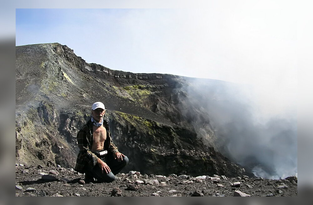 Reisikiri Sitsiiliast: ringiga podiseva Etna vulkaani otsa