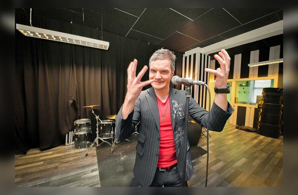 """Ott Leplandi """"saladus paljastatud"""" - vaata Eesti Laulu naljaklippi!"""