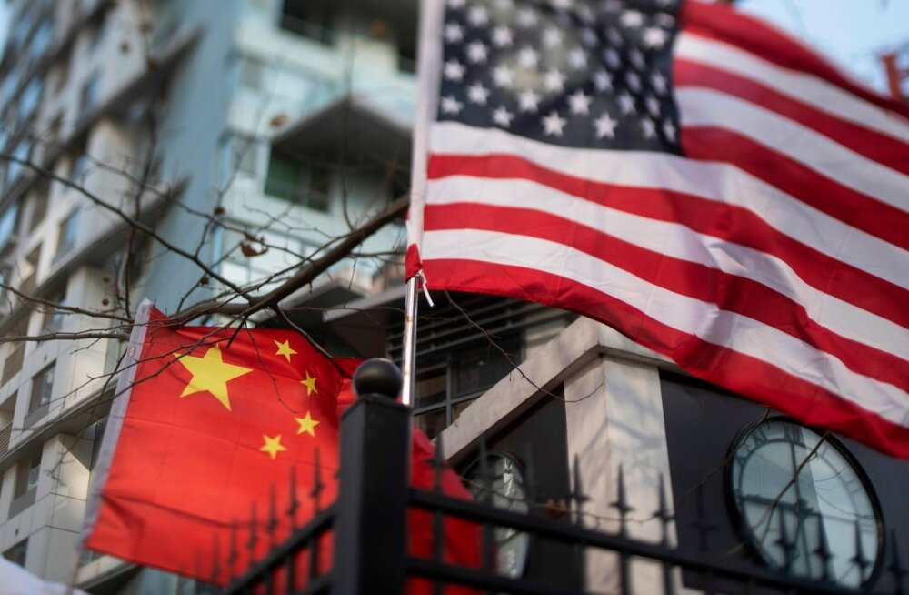 Hiina ja USA kaubandussõda