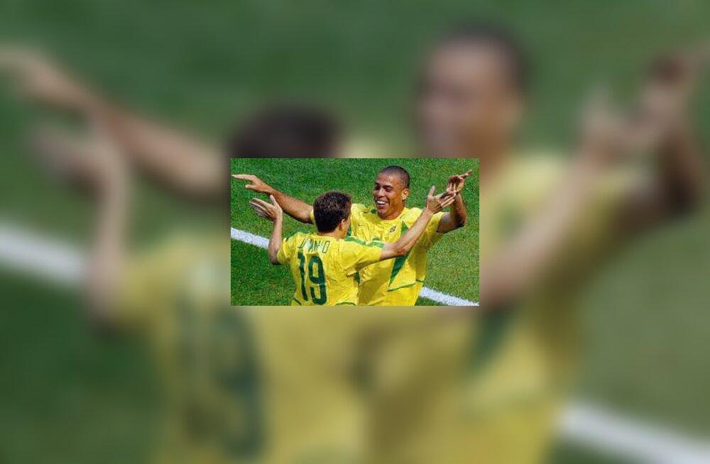 Brasiilia jalgpall