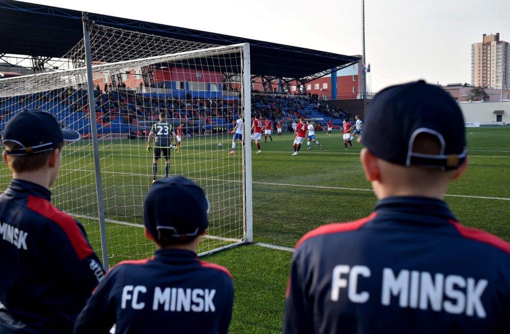 FC Minski mäng Valgevene meistriliigas